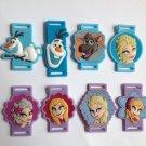 PVC Shoe Lace Cartoon Character Inserts - Frozen