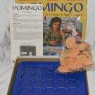 Vintage 1982 Whitman Domingo Dominoes Bingo Board Game #4409