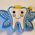 Groovy's Tooth Fairy Exclusive Shoe Decoration Charms Cake Topper