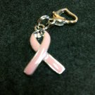 Breast Cancer Shoe Charm