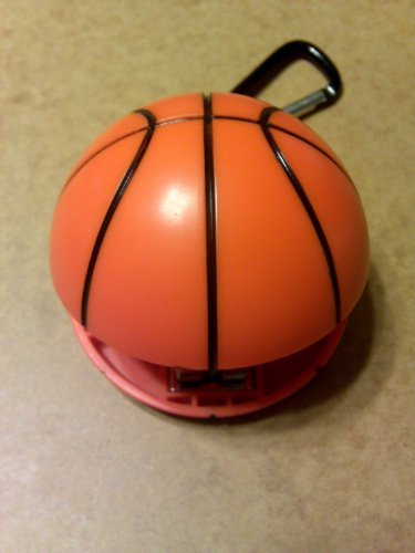 Mini Sport Staplers - BASKETBALL