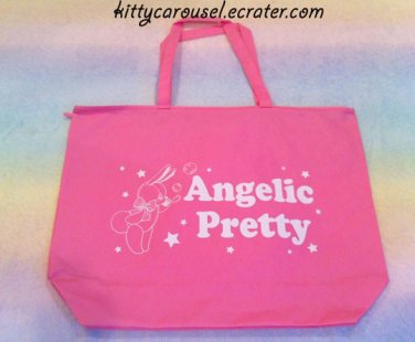 SALE Angelic pretty x-large eco tote