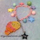 Angelic pretty milky planet ice cream bracelet pink