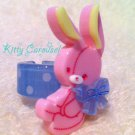 Angelic pretty bunny toy ring pink