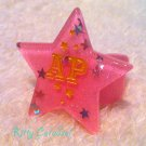 angelic pretty star night ring pink