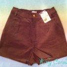 Liz Lisa natural waist shorts brown