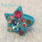 6% doki doki star ring blue