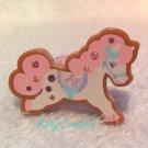 Angelic pretty decoration pony ring pink