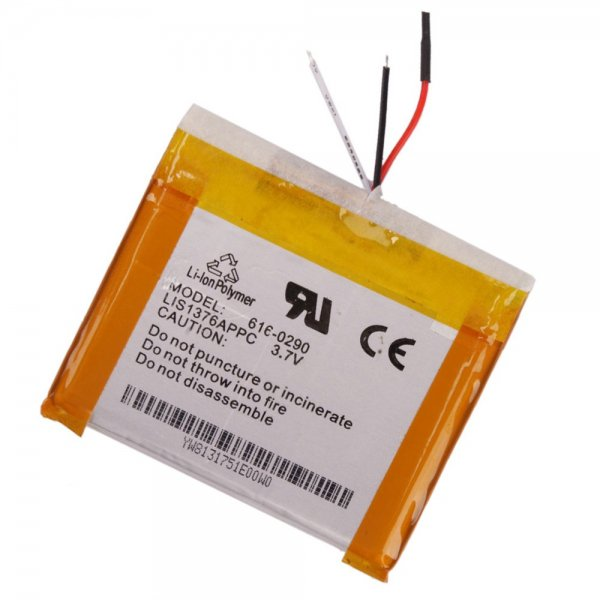 1400mAh 3.7V Lithium Battery for iPhone