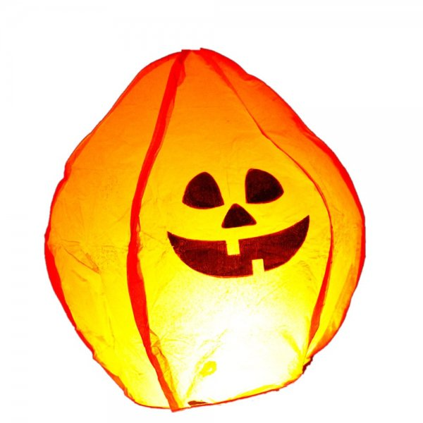 Pumpkins Shape Sky Lantern For Parties or Festivals