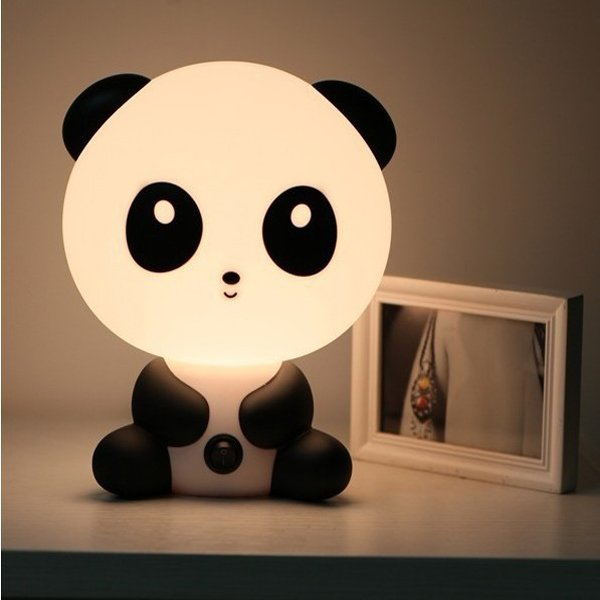 Desk Lamp Small Children Room Bed Lamp Night Lamp