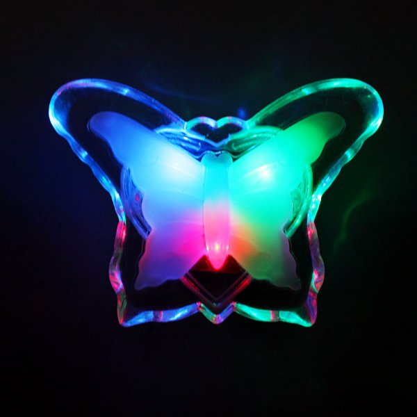 Butterfly Style LED Night Light