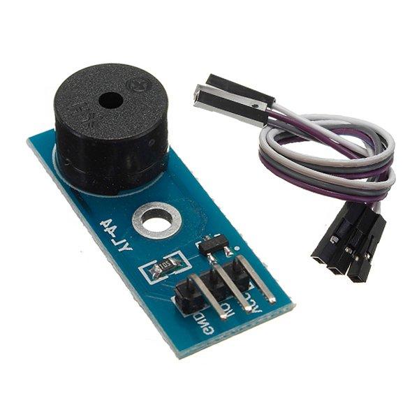 3Pcs 3.3-5V Passive Buzzer Alarm Module For Arduino