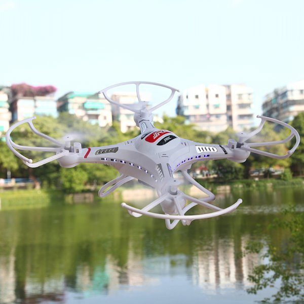 2.4G 4CH 6 Axis RC Quadcopter With 2MP Camera RTF
