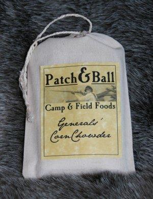 The Generals' Corn Chowder - 1/4 lb Serving Bag