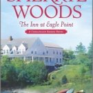 THE INN AT EAGLE POINT BY SHERRYL WOODS IN SOFT COVER - GOOD CONDITION-FREE SHIP