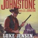 DEAD SHOT - LUKE JENSEN BOUNTY HUNTER BY WILLIAM W JOHNSTONE & JA JOHNSTONE-USED