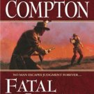 FATAL JUSTICE A RALPH COMPTON NOVEL BY DAVID ROBBINS IN SOFT COVER WITH FREE SHI