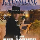 THE LONER - THE BOUNTY KILLERS BY JA JOHNSTONE IN SOFT COVER - USED - FREE SHIP