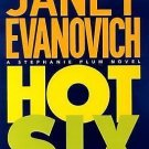 HOT SIX A STEPHANIE PLUM NOVEL BY JANET EVANOVICH IN SOFT COVER-FREE SHIPPING