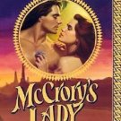 MCCRORY'S LADY BY SHIRL HENKE IN PAPERBACK - INCLUDES FREE SHIPPING