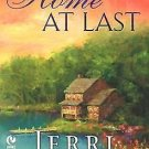 HOME AT LAST IN SOFT COVER BY JERRI CORGIAT - THE O'MALLY SISTERS BOOK 3