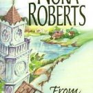 FROM THIS DAY BY NORA ROBERTS- PAPERBACK GOOD CLEAN COMPLETE CONDITION-FREE SHIP
