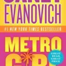 METRO GIRL BOOK 1 BY JANET EVANOVICH IN SIFT COVER - FREE SHIPPING