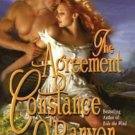 SECRET FIRES THE AGREEMENT BY CONSTANCE O'BANYON IN SOFT COVER - FREE SHIPPING