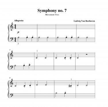 Beethoven - Symphony no. 7
