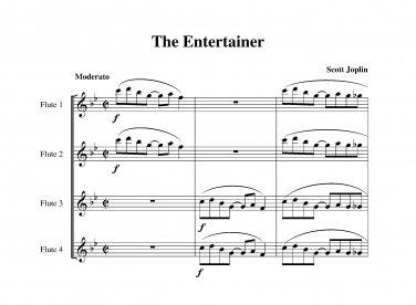Joplin - The Entertainer