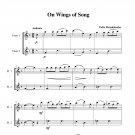 Mozart - Adagio from Sonatina no. 6