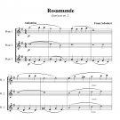 Schubert - Rosamunde