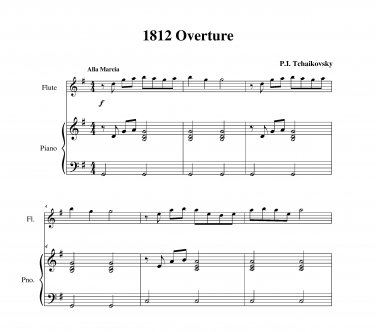 Tchaikovsky - 1812 Overture