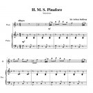 Sullivan  - H. M. S. Pinafore Selections