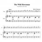 Schumann - The Wild Horseman