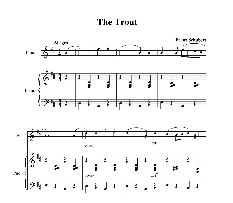 Schubert - The Trout