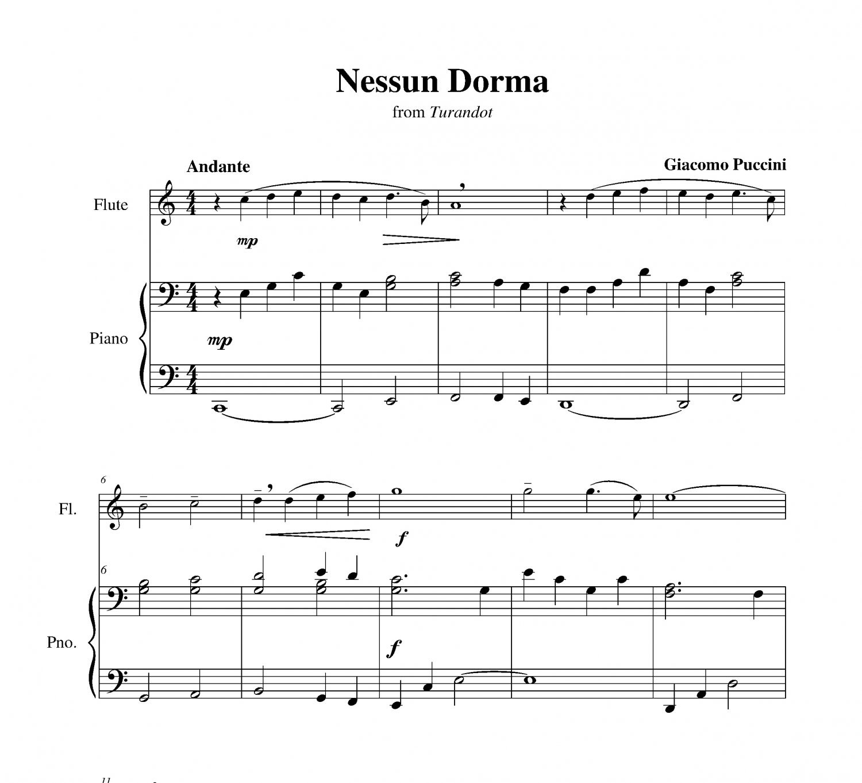 Puccini - Nessun Dorma