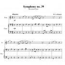 Mozart - Symphony no. 39