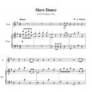 Mozart - Slave Dance