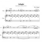 Mozart - Adagio from Clarinet Concerto