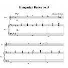 Brahms - Hungarian Dance no. 5