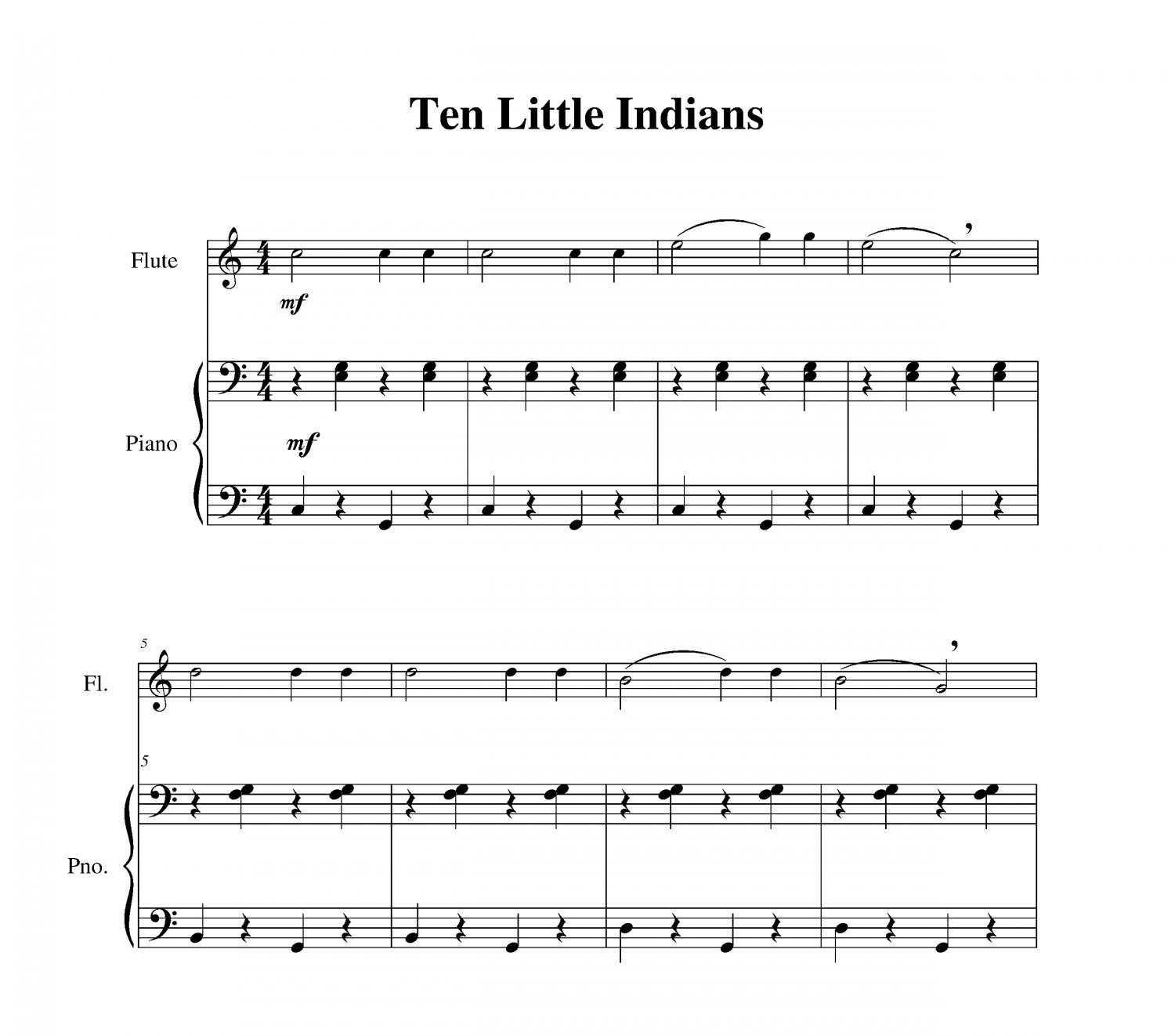ten little indians essay In ten indians by ernest hemingway we have the theme of love, rejection, heartbreak, innocence, loss, hope, acceptance and conformity taken from his the complete short stories collection the story is narrated in the third person by any unnamed narrator and after reading the story the reader realises that hemingway may be exploring the theme of love and rejection.