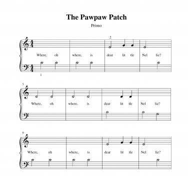 Pawpaw Patch, The