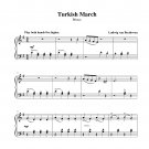 Beethoven -Turkish March