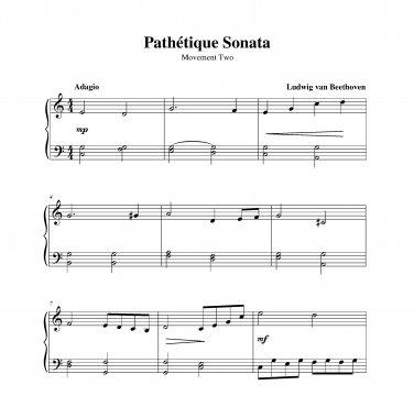 Beethoven - Pathétique Sonata