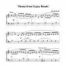 Haydn - Gypsy Rondo Theme