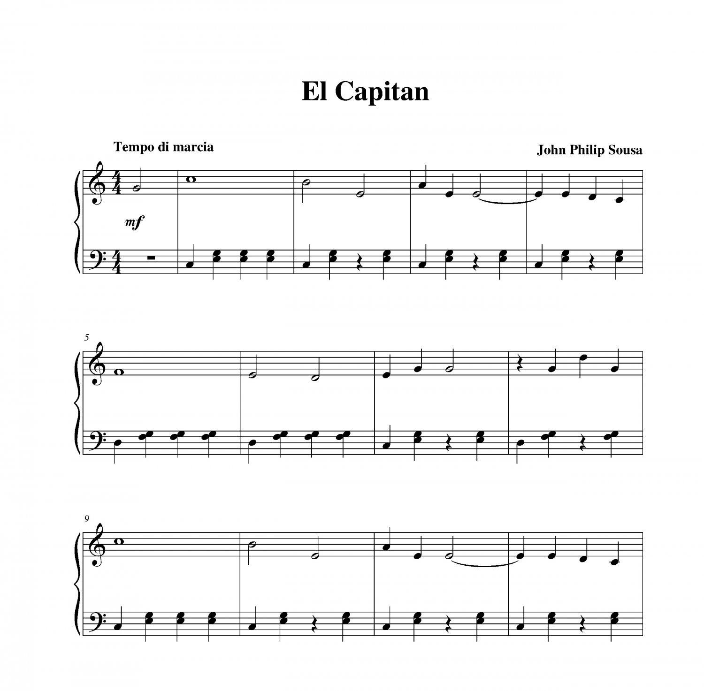 Sousa - El Capitan