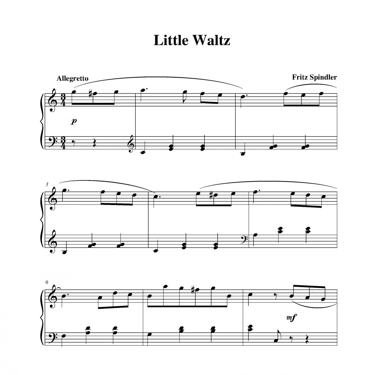 Spindler - Little Waltz