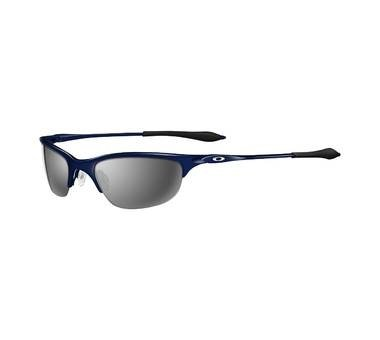 Oakley HALF WIRE Blue with Black Iridium Lenses 05-734